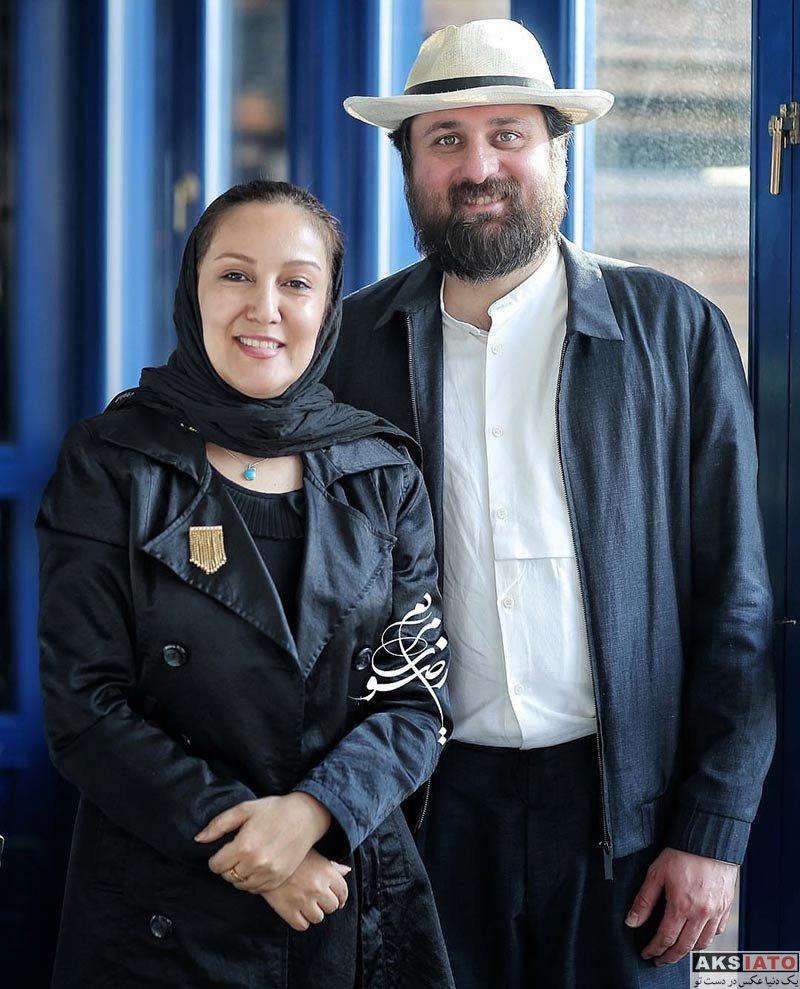 بازیگران بازیگران زن ایرانی  پانته آ بهرام در افتتاحیه ی رستوران کرنلیا (2 عکس)