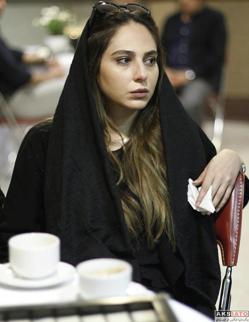 بازیگران بازیگران زن ایرانی  رعنا آزادی ور در اولین سالگرد عارف لرستانی (2 عکس)