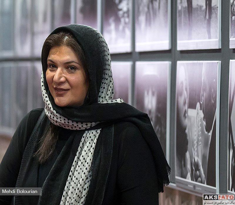 جشنواره جهانی فیلم فجر  ریما رامین فر در سی و ششمین جشنواره جهانی فیلم فجر (3 عکس)
