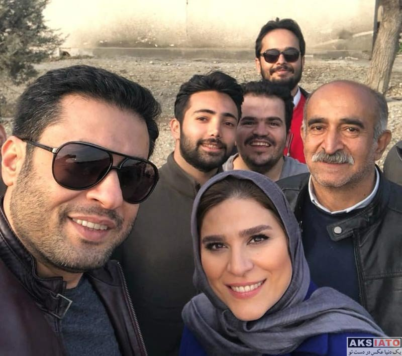 بازیگران بازیگران زن ایرانی  عکس های سحر دولتشاهی در فروردین ماه 97 (7 تصویر)