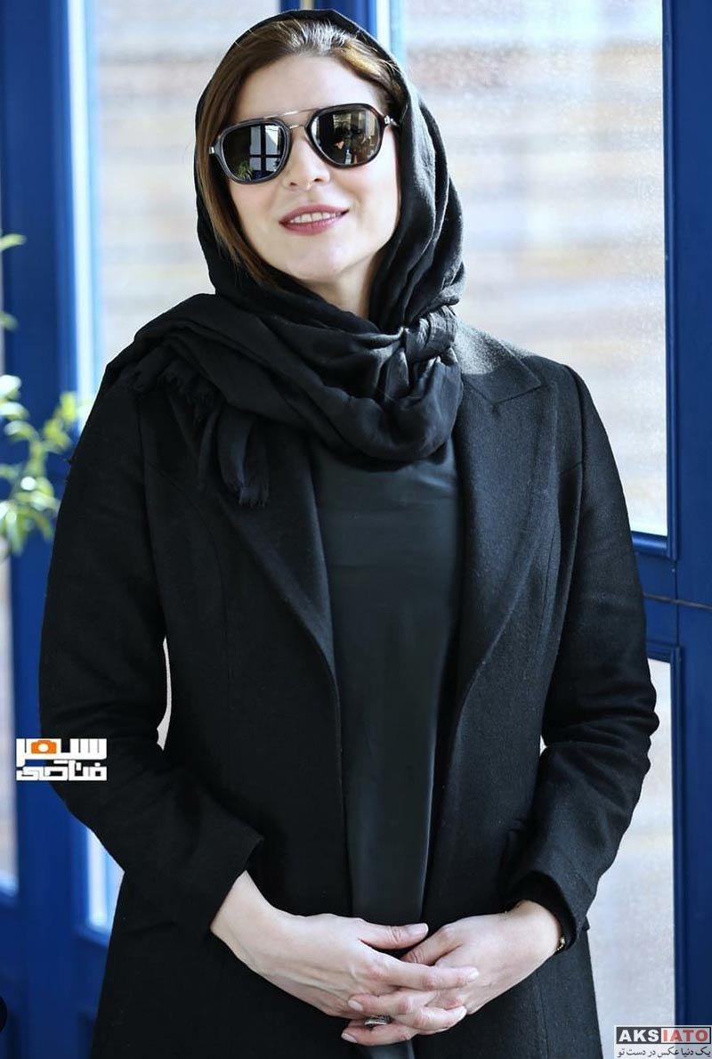 بازیگران بازیگران زن ایرانی  سحر دولتشاهی در افتتاحیه ی رستوران کرنلیا (3 عکس)