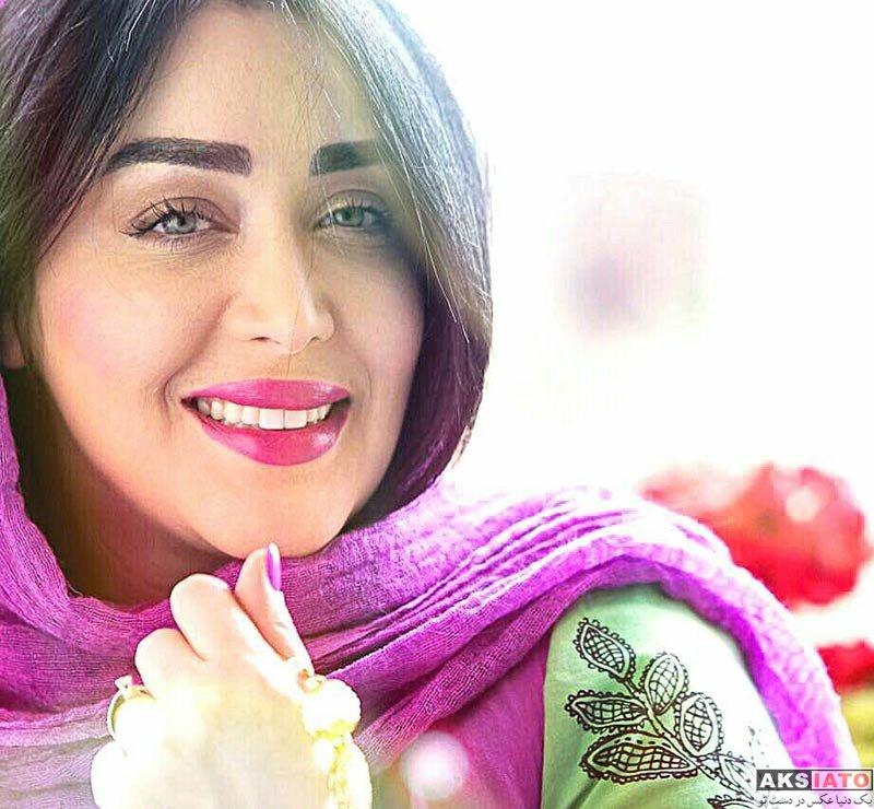 بازیگران بازیگران زن ایرانی  عکس های سارا منجزی پور در فروردین ماه 97 (6 عکس)