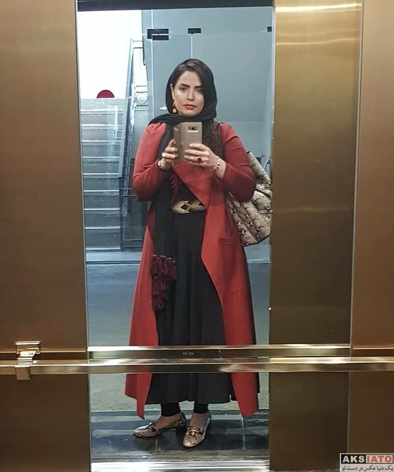 بازیگران بازیگران زن ایرانی  عکس های سپیده خداوردی در فروردین ماه ۹۷ (6 تصویر)