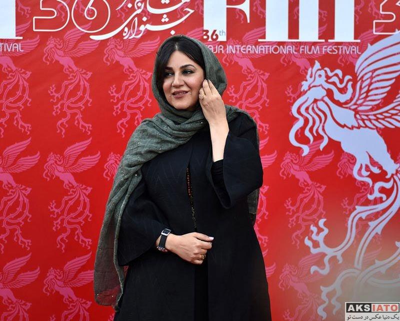 جشنواره جهانی فیلم فجر  ستاره اسکندری در اختتامیه ۳۶مین جشنواره جهانی فیلم فجر (۴ عکس)