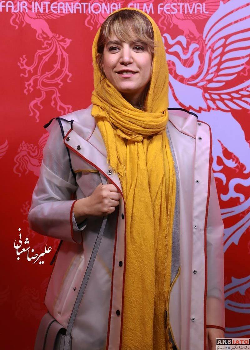 جشنواره جهانی فیلم فجر  ستاره پسیانی در روز پنجم ۳۶مین جشنواره جهانی فیلم فجر (۴ عکس)