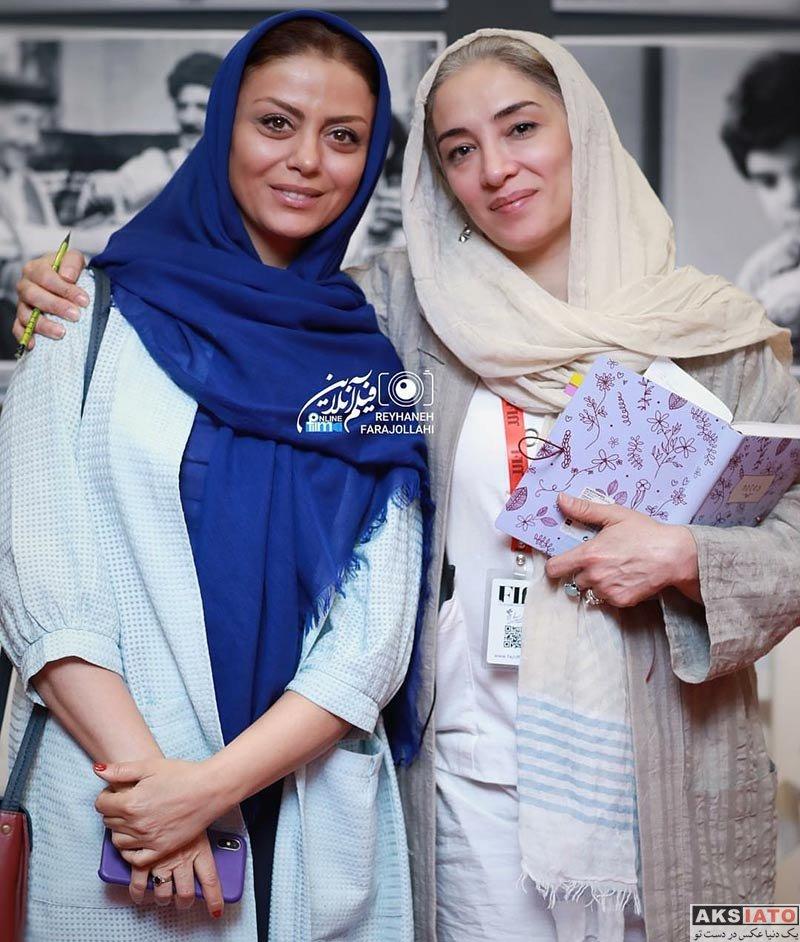 جشنواره جهانی فیلم فجر  شبنم فرشادجو در روز دوم در 36مین جشنواره جهانی فیلم فجر (4 عکس)