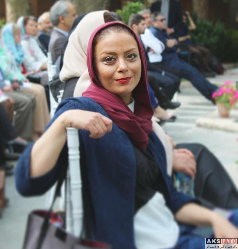 بازیگران بازیگران زن ایرانی  شبنم فرشادجو در مراسم افتتاح رویداد فرهنگی ایران و روسیه