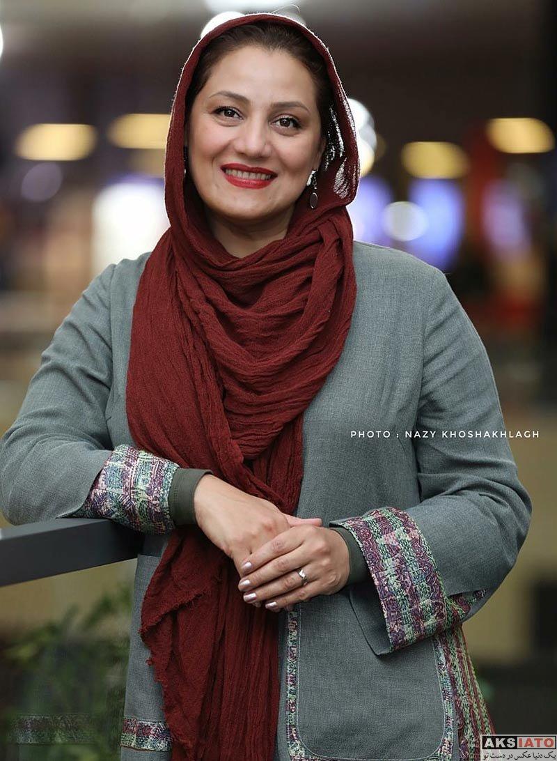 جشنواره جهانی فیلم فجر  شبنم مقدمی در روز دوم در ۳۶مین جشنواره جهانی فیلم فجر (3 عکس)