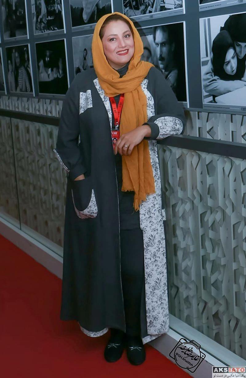 جشنواره جهانی فیلم فجر  شبنم مقدمی در روز چهارم ۳۶مین جشنواره جهانی فیلم فجر (4 عکس)
