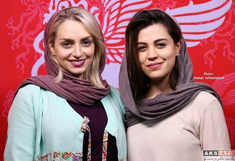 جشنواره جهانی فیلم فجر  شیدا خلیق در سی و ششمین جشنواره جهانی فیلم فجر (۵ عکس)