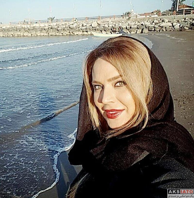 بازیگران بازیگران زن ایرانی سولماز آقمقانی بازیگر نقش ستاره در سریال تعطیلات رویایی (6 عکس)