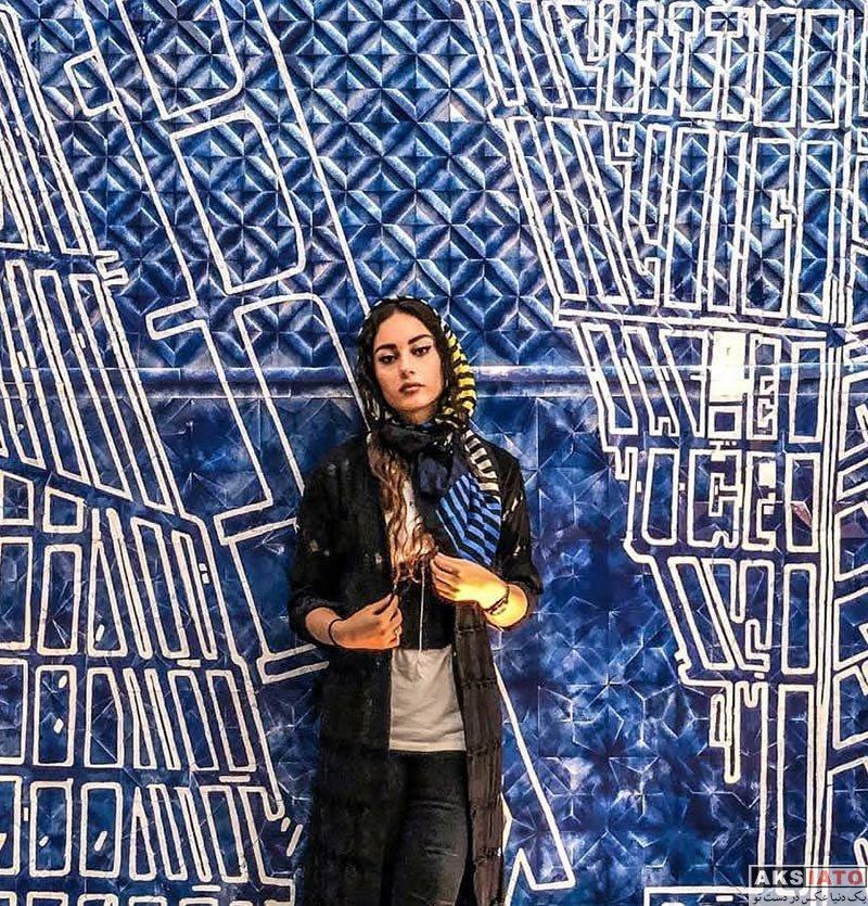 بازیگران بازیگران زن ایرانی  عکس های ترلان پروانه در فروردین ماه ۹۷ (10 تصویر)
