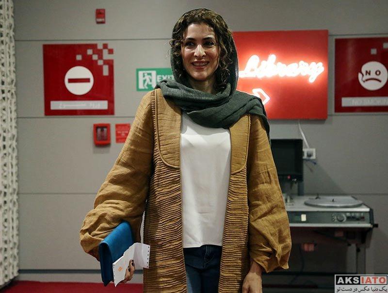 جشنواره جهانی فیلم فجر  ویشکا آسایش در سی و ششمین جشنواره جهانی فیلم فجر (6 عکس)