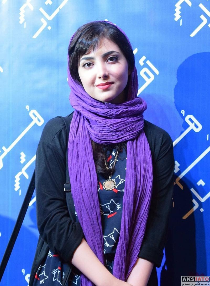 بازیگران بازیگران زن ایرانی  زیبا کرمعلی در سینما هنر شهر آفتاب شیراز (4 عکس)