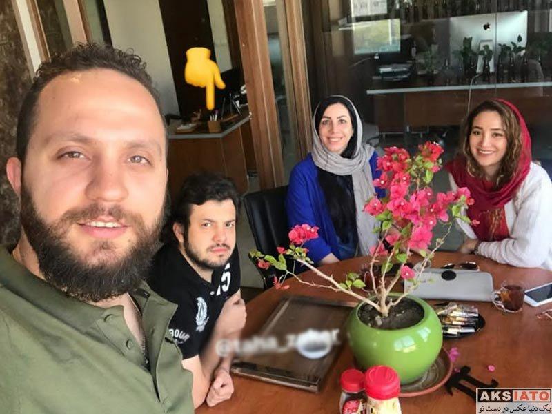بازیگران بازیگران زن ایرانی  عکس های بهاره افشاری در اردیبهشت ماه ۹7 (10 تصویر)