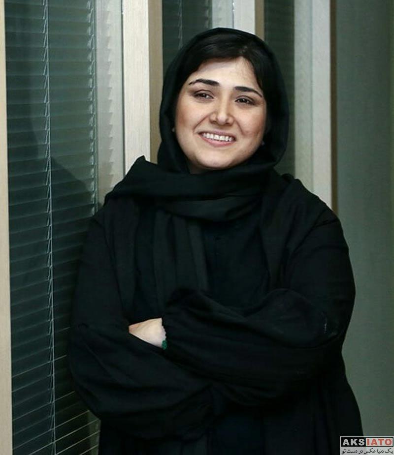 بازیگران بازیگران زن ایرانی  باران کوثری در اکران مردمی فیلم عصبانی نیستم (4 عکس)
