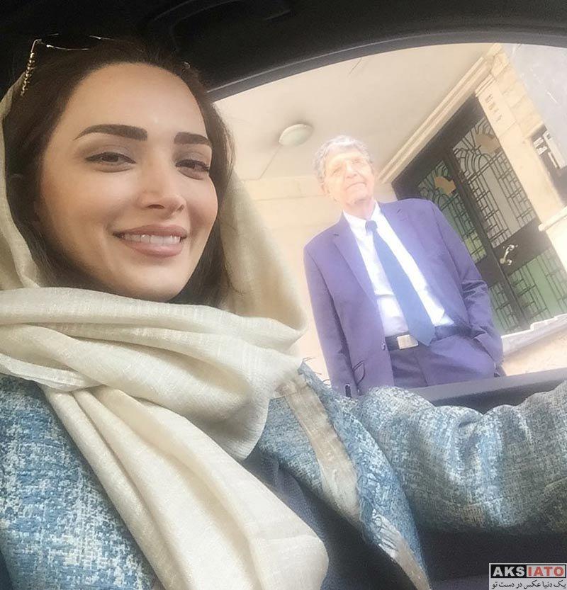 بازیگران بازیگران زن ایرانی  عکسهای بهنوش طباطبایی در اردیبهشت ماه 97 (6 تصویر)