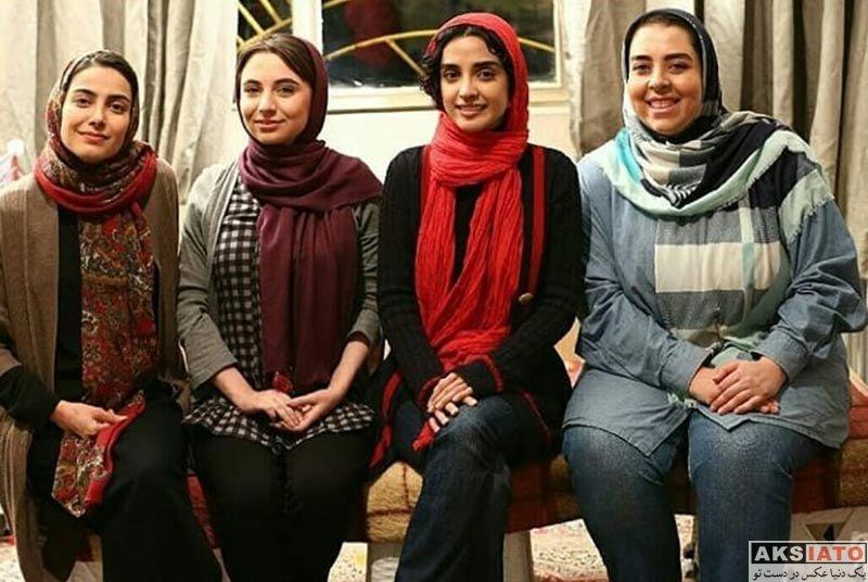 بازیگران بازیگران زن ایرانی  عکسهای الهه حصاری در اردیبهشت ماه 97 (8 تصویر)