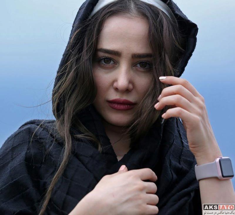 بازیگران بازیگران زن ایرانی  عکس های جدید الناز حبیبی در اردیبهشت ماه 97 (8 تصویر)