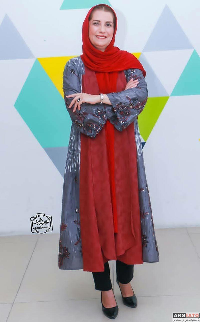 بازیگران بازیگران زن ایرانی  فریبا کوثری در مراسم افتتاحیه فیلم رفتن (4 عکس)