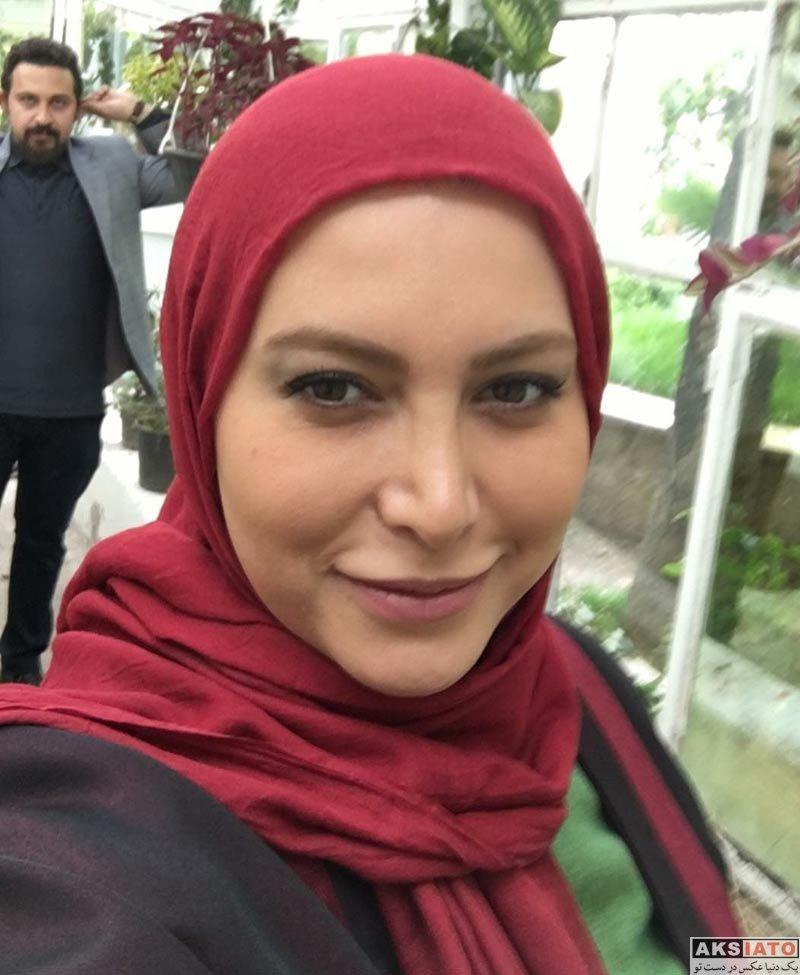 بازیگران بازیگران زن ایرانی  عکسهای جدید فریبا نادری در اردیبهشت ماه 97 (8 عکس)