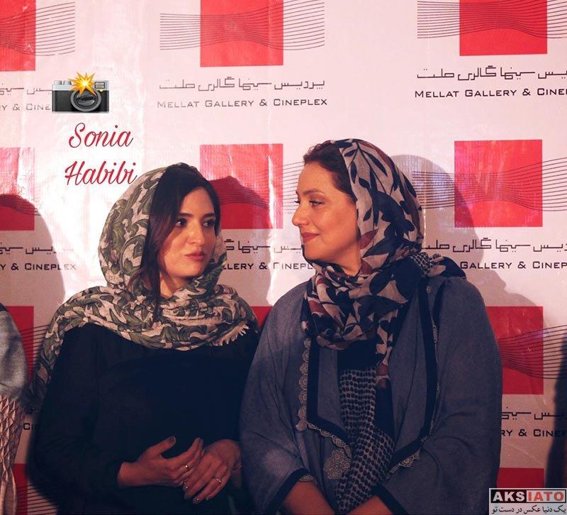 بازیگران بازیگران زن ایرانی  عکس های گلاره عباسی در اکران مردمی فیلم خجالت نکش