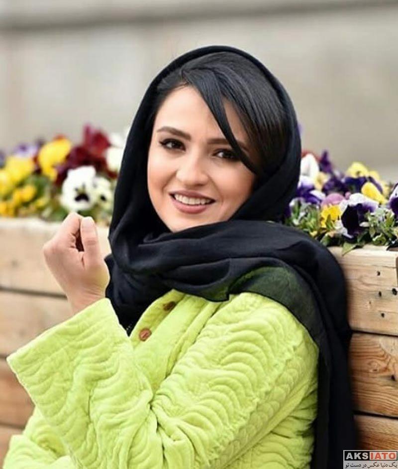 بازیگران بازیگران زن ایرانی  عکس های گلاره عباسی در اردیبهشت ماه ۹7 (۱۰ تصویر)