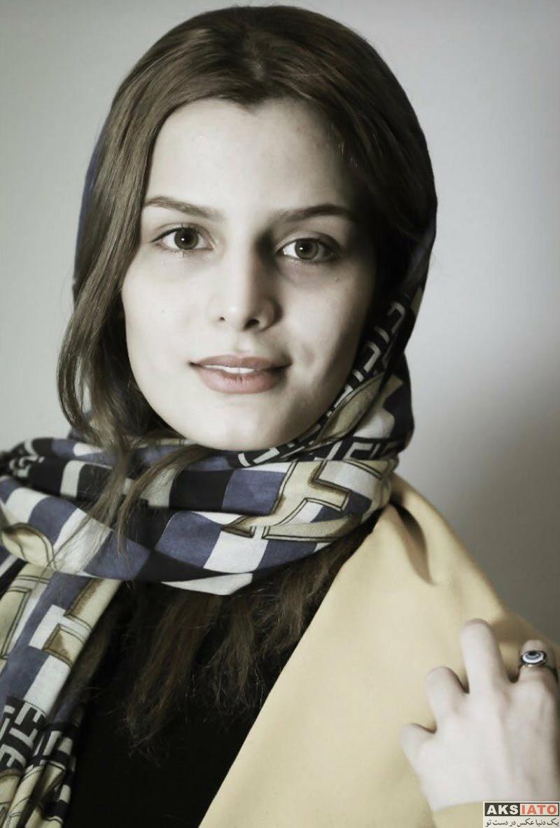 بازیگران بازیگران زن ایرانی  عکس های غزاله اکرمی در اردیبهشت ماه ۹7 (8 تصویر)