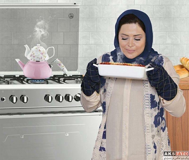 بازیگران بازیگران زن ایرانی  عکس های تبلیغانی کمند امیرسلیمانی برای برند آلتون (6 تصویر)