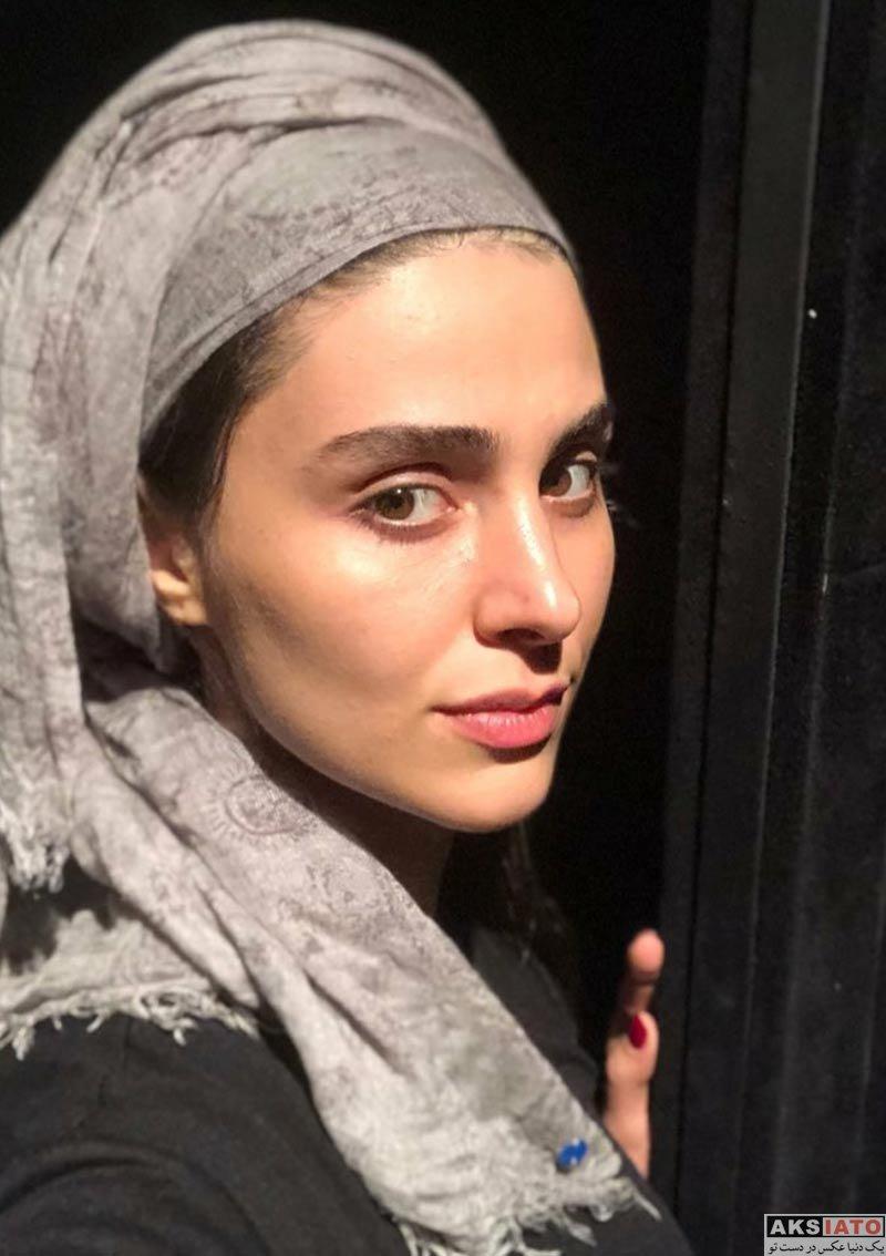 بازیگران بازیگران زن ایرانی  عکسهای جدید لاله مرزبان در اردیبهشت ماه 97 (8 تصویر)