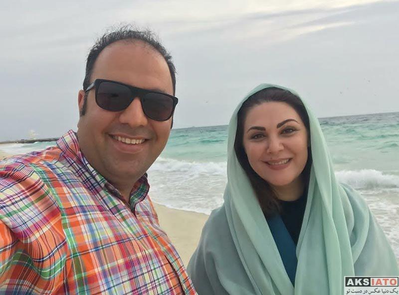بازیگران بازیگران زن ایرانی  عکس های لاله اسکندری در اردیبهشت ماه ۹7 (7 تصویر)