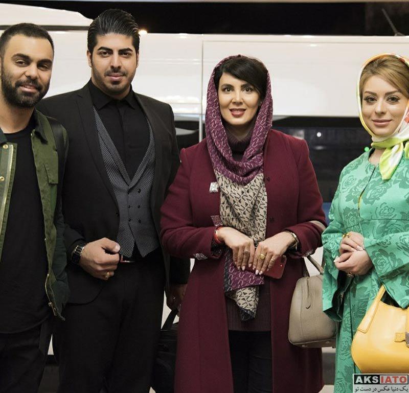 بازیگران بازیگران زن ایرانی  لیلا بلوکات در جشن آخر سال خيريه شهيد بهشتی (2 عکس)