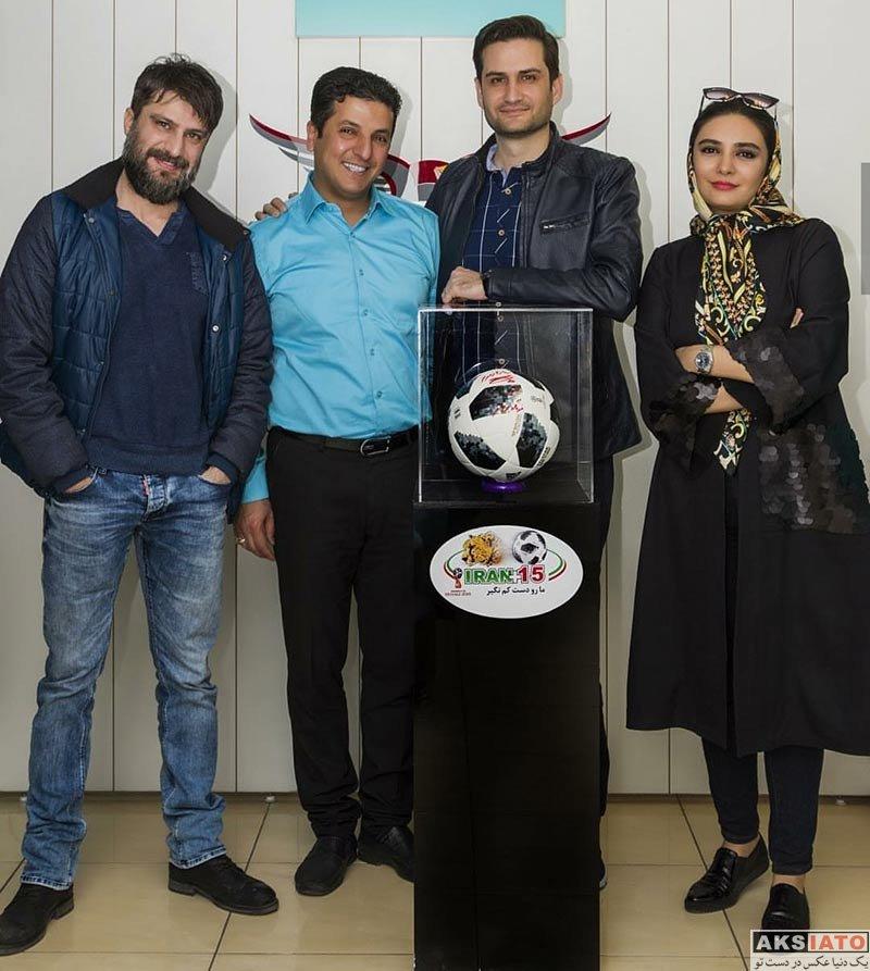 بازیگران بازیگران زن ایرانی  لیندا کیانی در آژانس هواپیمایی فرداد (2 عکس)