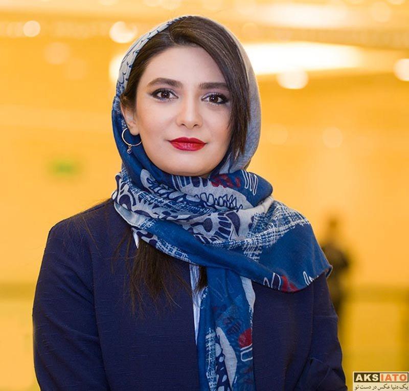 بازیگران بازیگران زن ایرانی  لیندا کیانی در مهمانی خصوصی فیلم چهارراه استانبول (4 عکس)