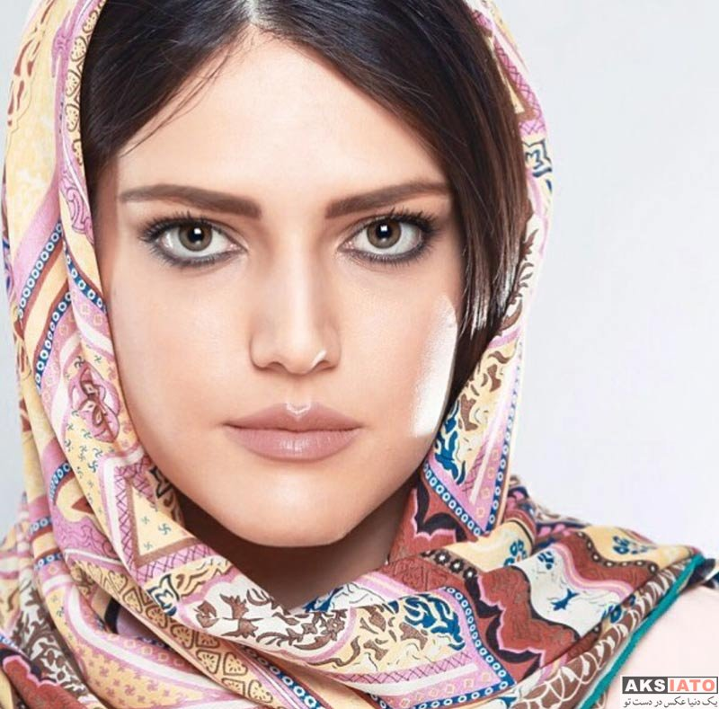 عکس آتلیه و استودیو  عکس های آتلیه مهشید مرندی بازیگر سریال کوبار (6 تصویر)