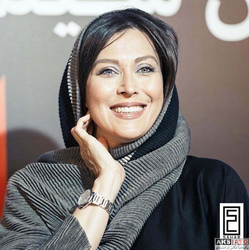بازیگران بازیگران زن ایرانی  مهتاب کرامتی در اکران مردمی فیلم چهارراه استانبول