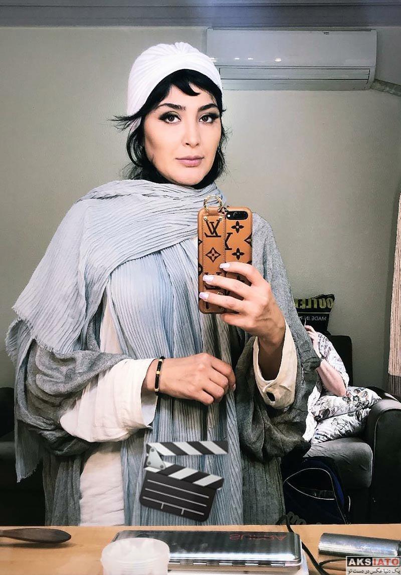بازیگران بازیگران زن ایرانی  عکس های مریم معصومی در اردیبهشت ماه 97 (8 تصویر)