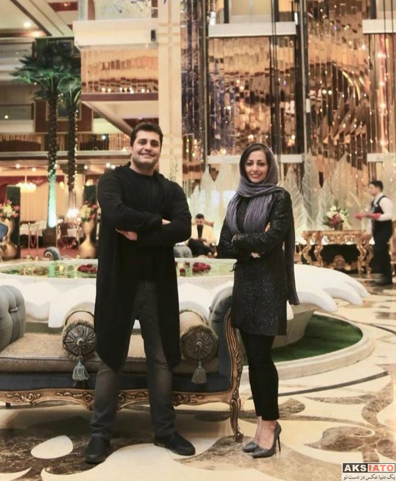 بازیگران بازیگران زن ایرانی  نفیسه روشن در ایونت هتل درویشی مشهد (4 عکس)