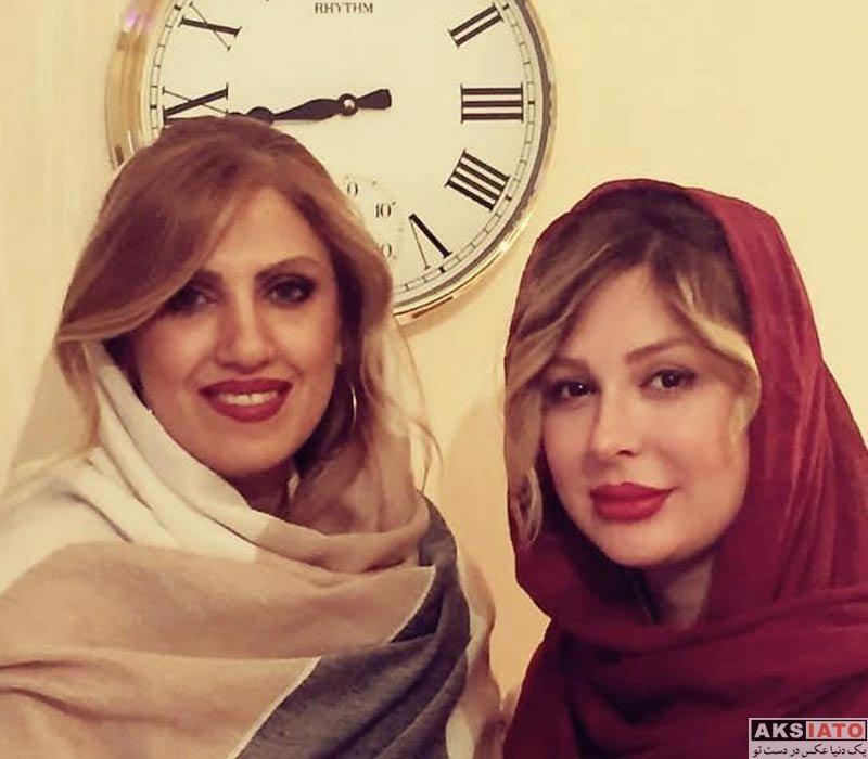 بازیگران بازیگران زن ایرانی  عکسهای نیوشا ضیغمی در اردیبهشت ماه 97 (6 تصویر)