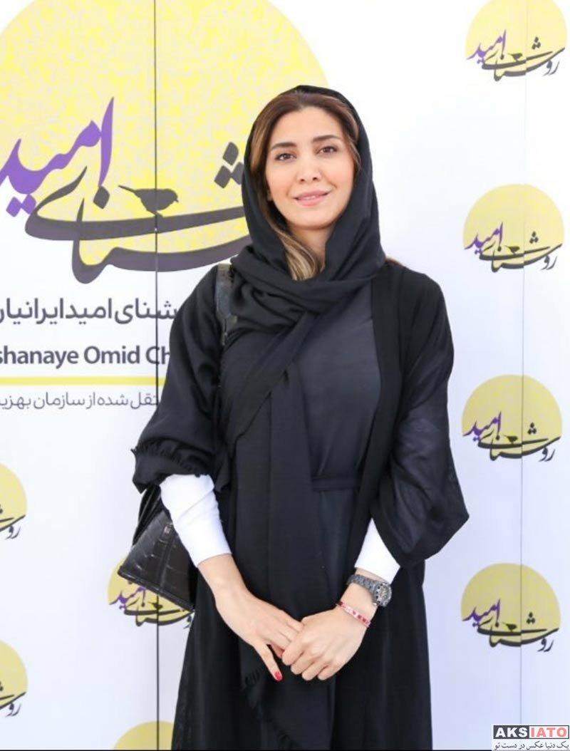 بازیگران بازیگران زن ایرانی  عکس های نیکی مظفری در اردیبهشت ماه ۹۷ (7 تصویر)