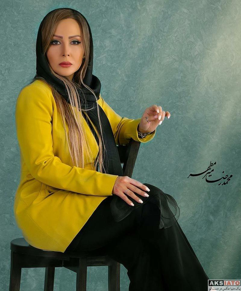 بازیگران بازیگران زن ایرانی  عکسهای جدید پرستو صالحی در اردیبهشت ماه 97 (6 تصویر)