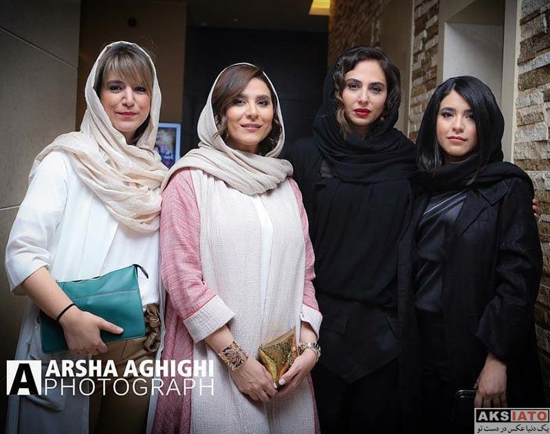 بازیگران بازیگران زن ایرانی  رعنا آزادی ور در مهمانی خصوصی فیلم چهارراه استانبول (۴ عکس)