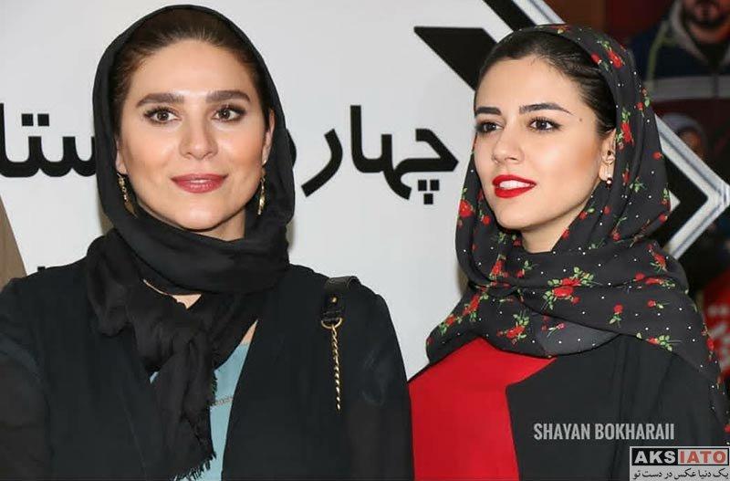 بازیگران بازیگران زن ایرانی  عکس های سحر دولتشاهی در اکران مردمی فیلم چهارراه استانبول