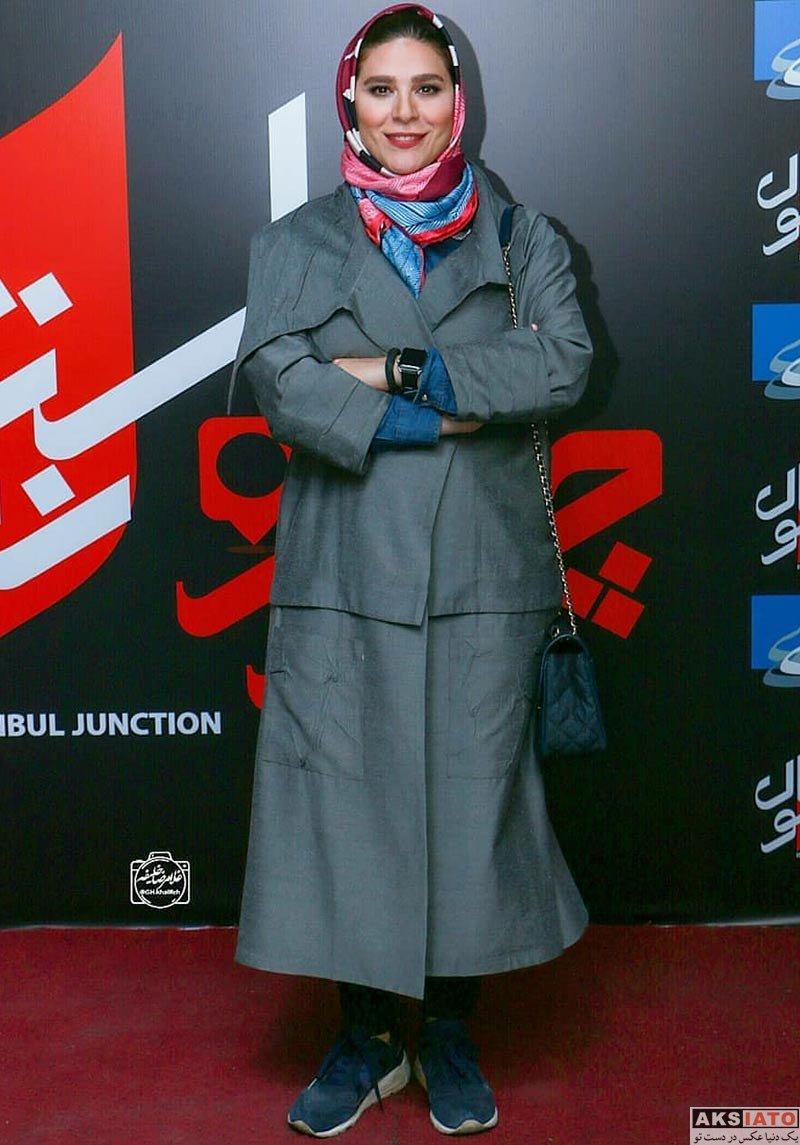 بازیگران بازیگران زن ایرانی  تصاویر سحر دولتشاهی در اکران مردمی فیلم چهارراه استانبول