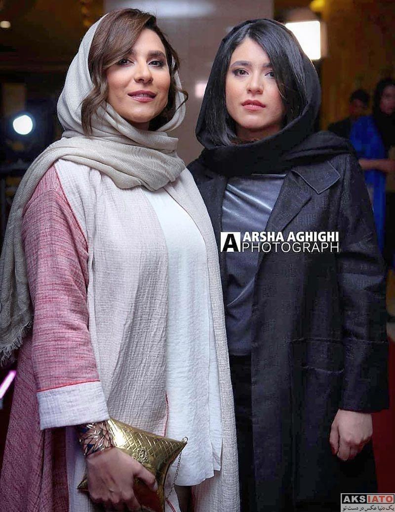 بازیگران بازیگران زن ایرانی  عکس های سحر دولتشاهی و خواهر کوچکترش
