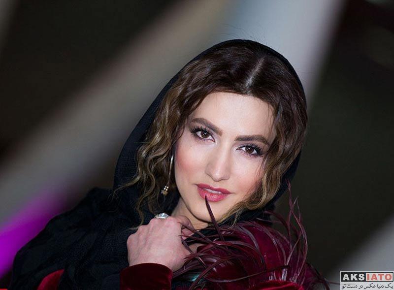 بازیگران بازیگران زن ایرانی  سمیرا حسینی در اکران خصوصی فیلم خجالت نکش (3 عکس)