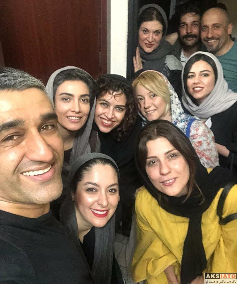 بازیگران بازیگران زن ایرانی  عکس های جدید سارا بهرامی در اردیبهشت ماه 97 (8 تصویر)