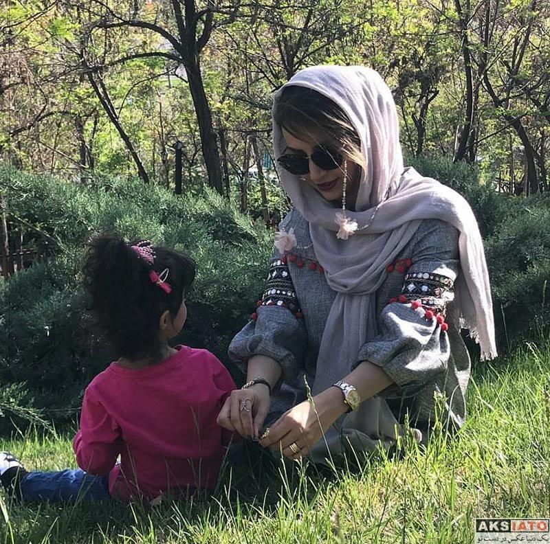 بازیگران بازیگران زن ایرانی  عکسهای شبنم قلی خانی در اردیبهشت ماه 97 (8 تصویر)