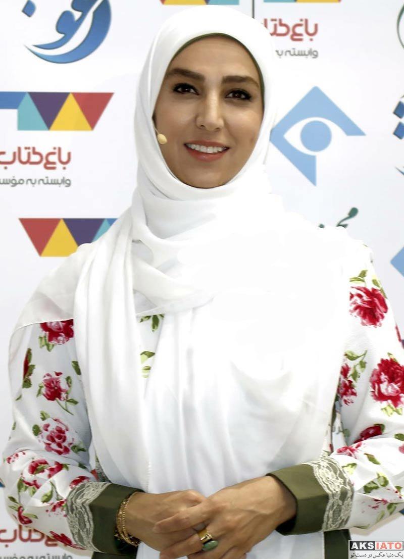 بازیگران بازیگران زن ایرانی  سوگل طهماسبی در برنامه دعوت در شبکه دو (۳ عکس)