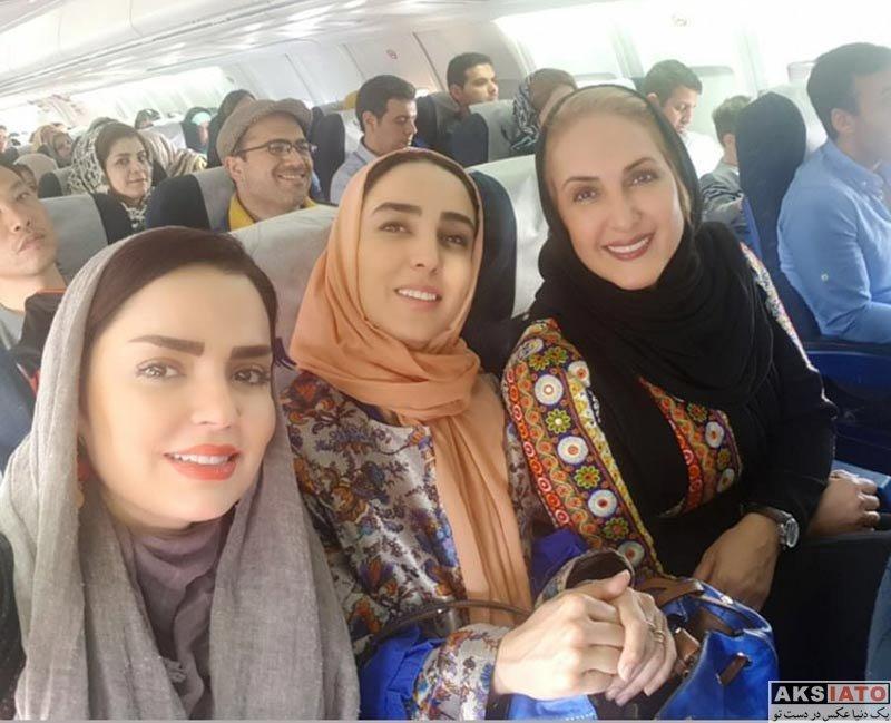 بازیگران بازیگران زن ایرانی  سوگل طهماسبی بازیگر سریال بچه مهندس در اردیبهشت 97 (8 عکس)